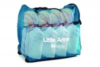 Little Anne CPR Manikin 4-Pack (Code: LAE121-01050)