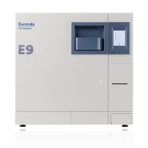 Euronda Pro-System E9 Class B Benchtop Steam Steriliser - Available from Medtek.com.au